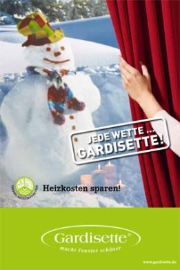 Mit Gardinen Heizkosten sparen (Quelle: gardisette.de)